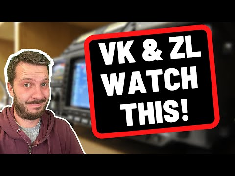 Attention ALL VK's and ZL stations! | RD Contest 2021