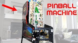 What's inside a Pinball Machine?