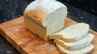 Sandwich Bread made easy at home