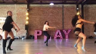 No Panties - Mulatto - Alexis Beauregard Choreography