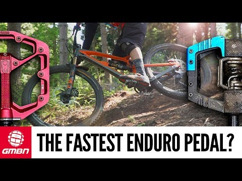 """What Is The Fastest Pedal For Enduro Mountain Biking""""   Neil Tests The Sam Hill Theory"""