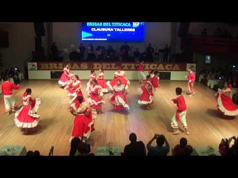 Ritmo Color y Sabor- FESTEJO Brisas del Titicaca