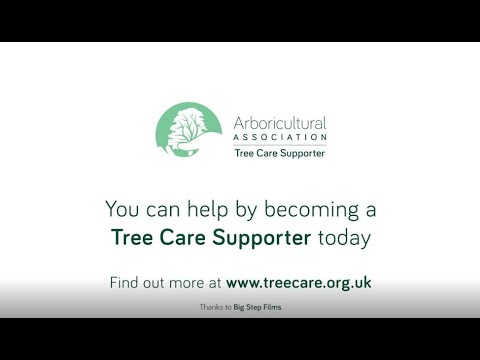 Become a Tree Care Supporter Today