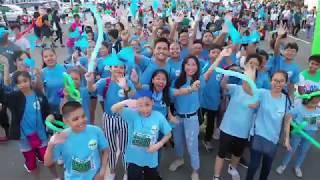 ANCOP Global Walk 2018 Same Day Edit Video