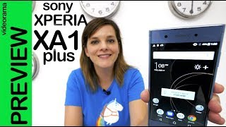 Video Sony Xperia XA1 Plus HXA_ult4y58