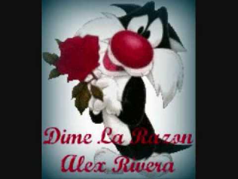 Dime La Razon-Alex Rivera