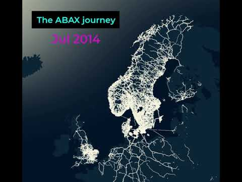 The ABAX Journey - 2009 to present