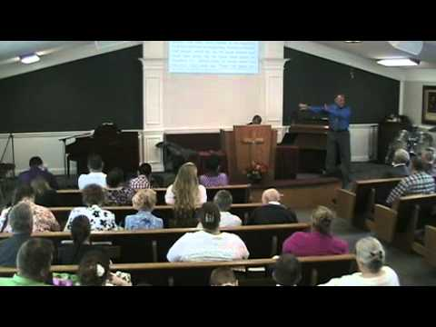 13-8-28 - Predestination - (The Mystery Satan Can't Stand) - Wade Dale