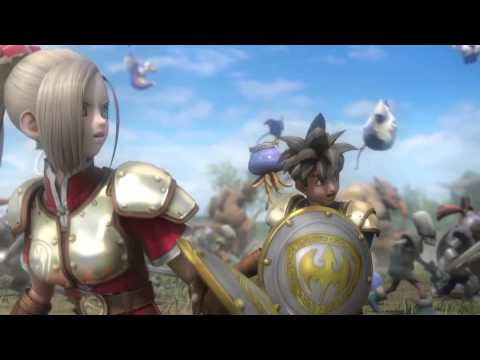 Dragon Quest Heroes | Ankündigungstrailer