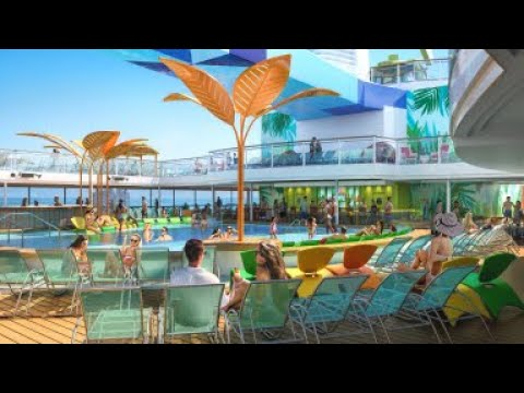 Royal Caribbean's Odyssey of the Seas will tout a brand-new look to match the fleet's most action-packed top deck. The ship class that introduced an array of game-changing firsts is setting an all-new standard designed to deliver memory-making vacations. Debuting May 2021, the second Quantum Ultra Class ship will sail from Haifa, Israel for its first summer season before continuing its inaugural year in Fort Lauderdale, Florida.