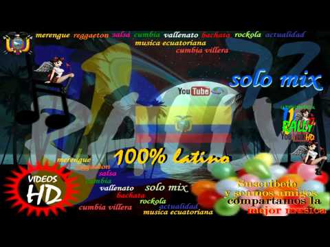 salsa mix 1 salsatoomixer djrally73 videos hd salsa 2010 musica latina bailable