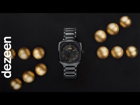 Yuan Youmin create special edition True Square watch for Rado | Dezeen