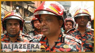 🇧🇩 Dhaka fire: Bangladesh calls off rescue operation l Al Jazeera English