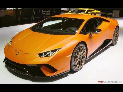 Car Design: 2017 Lamborghini Huracán Performante (Exterior)