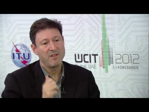 ITU INTERVIEW @ WCIT12: H.E Terry Kramer, Ambassador, Department of State, USA