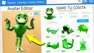 MAKING DAME TU COSITA A ROBLOX ACCOUNT!