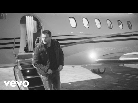 Eric Church - The Outsiders - Album Release Jet Tour