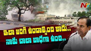 Govt will build temple, mosque in new Secretariat: KCR..