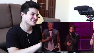 Vocal Coach Reaction to Mitch Grassi's High Notes