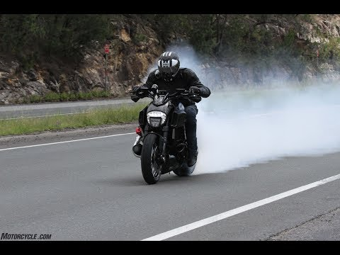 Tested: 225 HP Ducati Diavel Turbo