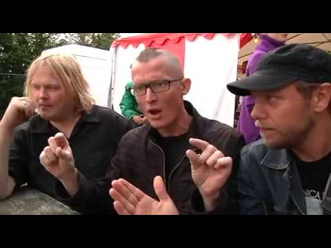 Interview med Magtens Korridorer Wonderfestiwall 2010