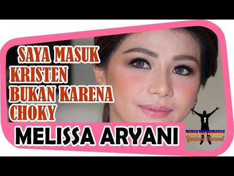 [Video Kesaksian] Melissa Aryani - Istri Choky Sitohang