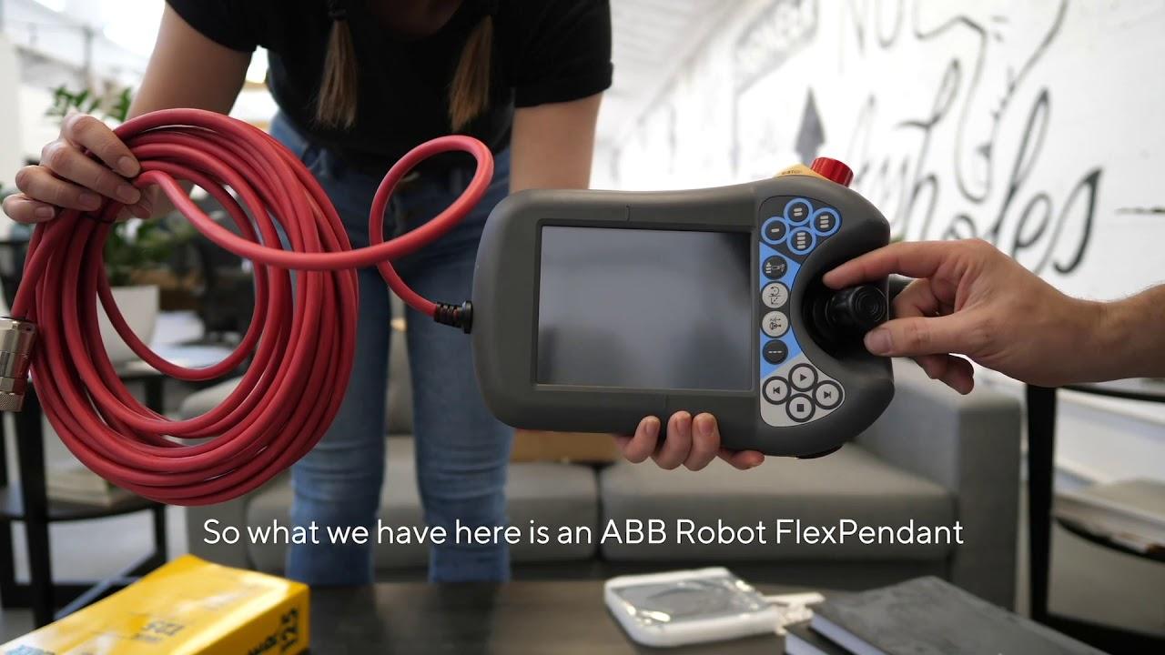 ABB FlexPendant