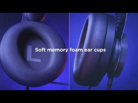 Legion H500 Pro 7.1 Surround Sound Gaming Headset Product Tour
