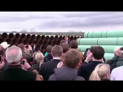 The Keystone XL pipeline, explained