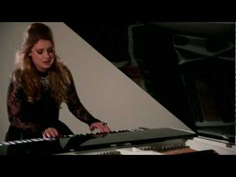 Ella Henderson - Believe (Acoustic on the Peugeot Design Lab Pleyel Piano)