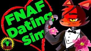 FNAF Dating Sim - A HOT CHEESY Romance!