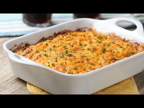 Classic Hot Crab Dip For A Crowd ? Tasty