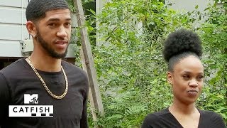 A Two-Faced Catfish? Taylor & Christian Reveal | Catfish: The TV Show