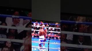 Ortiz vs. Kauffman Stoppage Caught on Tape Wilder vs. Fury PPV