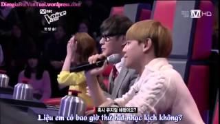 Tomorrow- Yoon Si Young- The Voice kids Korea