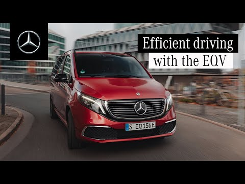 The EQV | Recuperation and Driving Modes