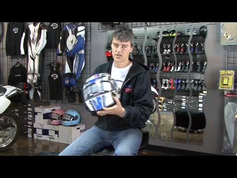 video AGV Stealth