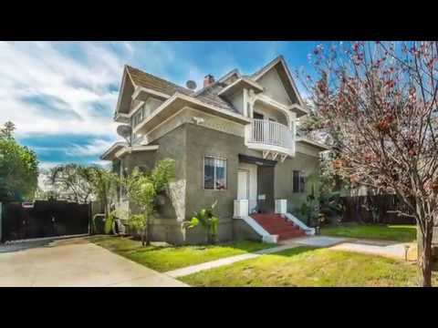 1626 W 35th St., Los Angeles, CA 90018 Listed by Stevie Jangaard