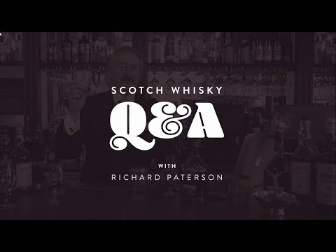 Scotch Whisky Q&A with Richard Paterson