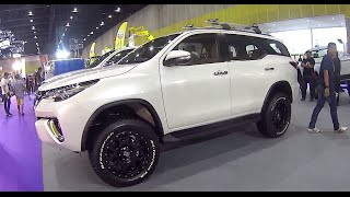 Lift Toyota, Fortuner 2015, 2016 review New ...