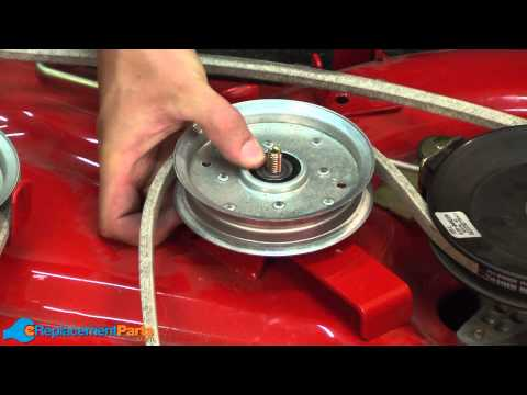lawn mower blade replacement instructions