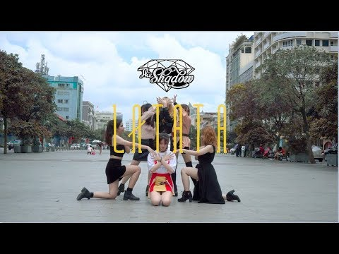 [KPOP IN PUBLIC CHALLENGE] (G)I-DLE ((여자)아이들) _ LATATA dance cover | by The Shadow from Vietnam