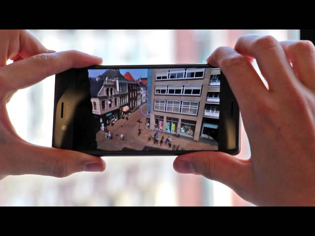 Belsimpel-productvideo voor de Sony Xperia X Rose Gold