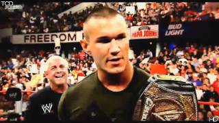 Randy Orton tribute Monster