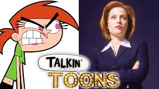 Fairly OddParents Meets The X-Files! (Talkin' Toons w/ Rob Paulsen)