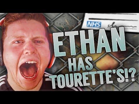 ETHAN HAS TOURETTE'S...!?