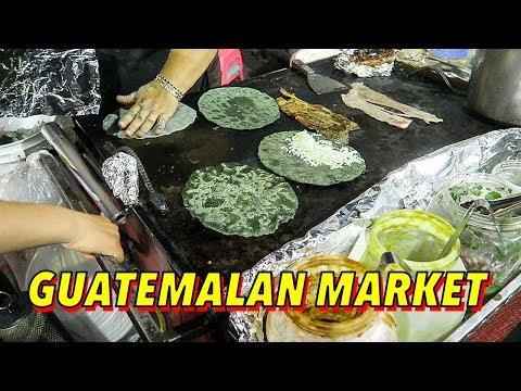 Street Food in Los Angeles ► Guatemalan Night Market (ft. Heyitsfeiii & Brian Yu)