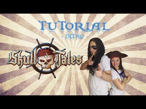 Skull Tales - Tutorial - Introducción - Yo Tenía Un Juego De Mesa #46