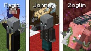 Minecraft Mobs And Their Secrets (2020)