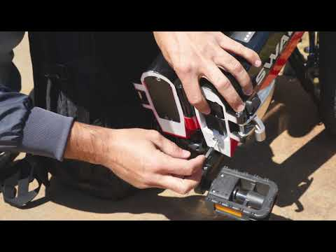 How to Install your EB7 Electric Bike Swappable Battery Pack